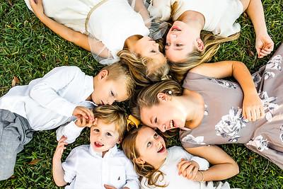 The Bailes Family - Winter 2020