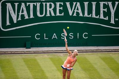 Katerina Siniakova (CZE) vs Kristina Mladenovic(FRA)
