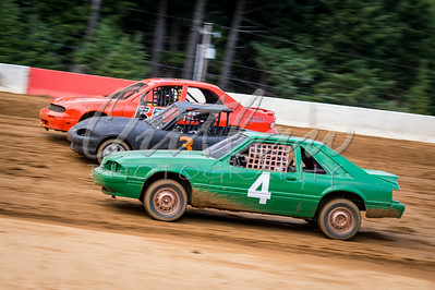 Coos Bay Speedway - Dirt Oval - August 2, 2014
