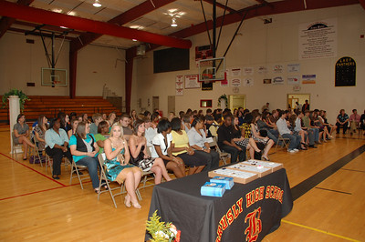 Class of 2010 Ring Ceremony!