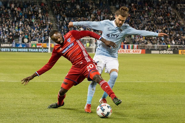Sporting KC vs FC Dallas
