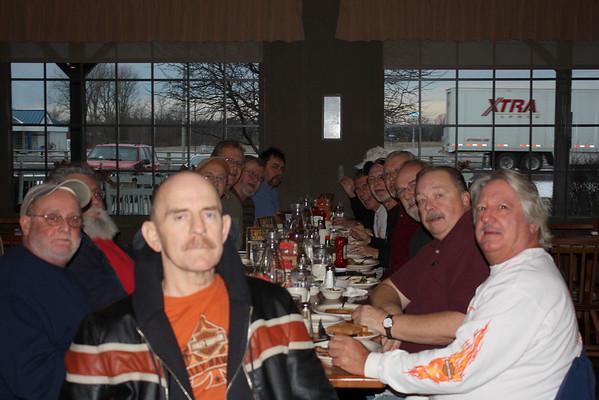 Old Fart's Breakfast  1/4/2012