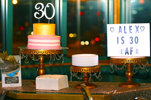 ALEX 30TH BIRTHDAY PROM