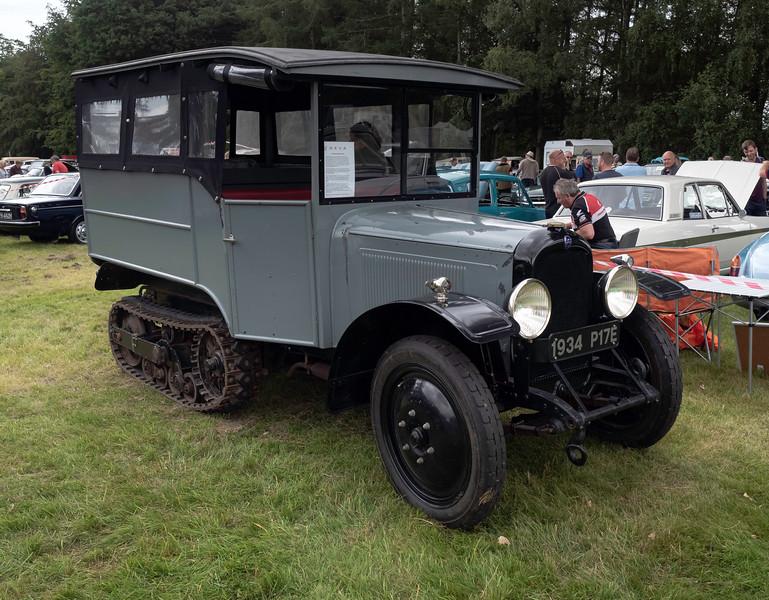 1934 Citroën Kégresse