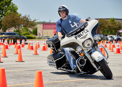 2021 Police Motorcycle Competition - Branson