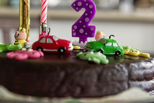 AKHPP - Pauls 2. Geburtstag