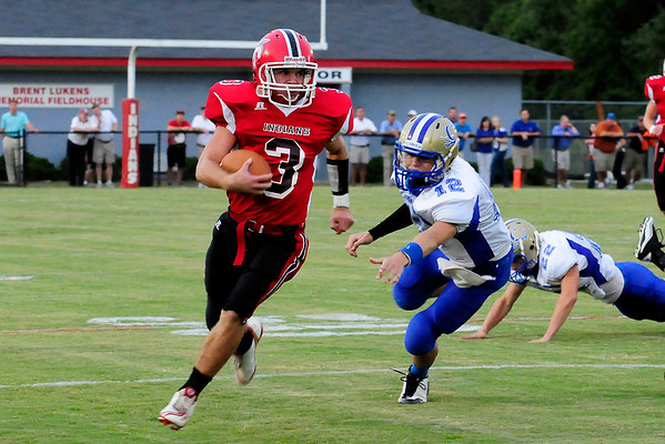 Orangeburg Prep vs Calhoun August 2011