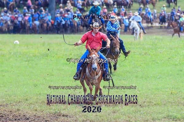 Friday Mule Race