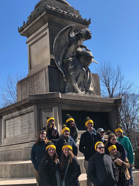 New York Carnegie Hall Trip