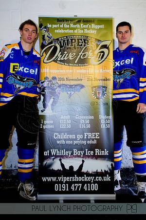 Winns Vipers v Hull Stingrays 16/06/10