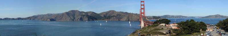 Golden Gate Hike