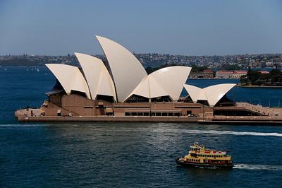 Sydney, Australia, 5th-8th January 2009