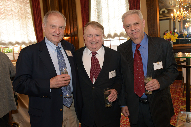 Andrew Langlois, Mark Kimball Nichols, and Lowell Reid Massey