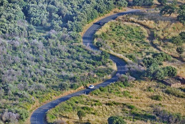 Route vers Montemaggiore