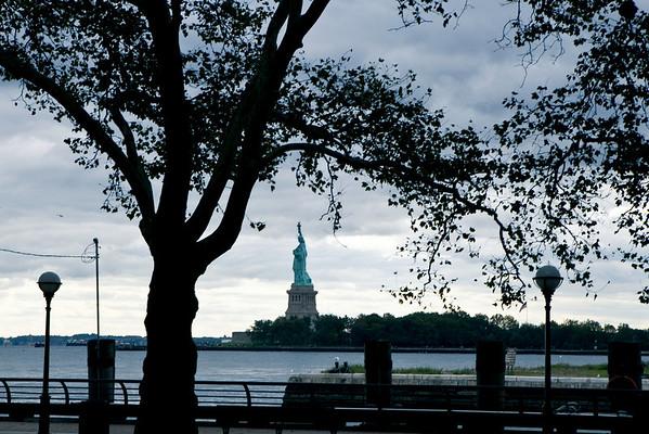 Engagement Photos at Ellis Island