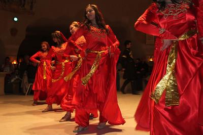Danza Arabe - Turquia, mayo 2011