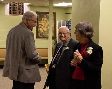 Glenn Erber 65th Anniversary in Ministry