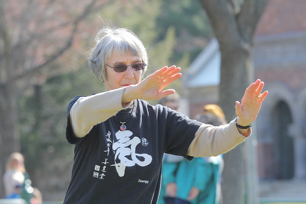 World Tai Chi Day on the Green