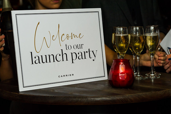 Carrier Launch Party - Alderley Edge