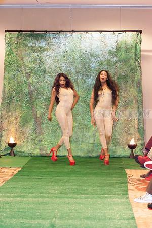Models Inc. - DC Fashion Week's Opening Night - Corjor International Fashion Show