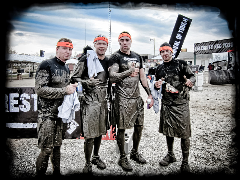 Tough Mudder 2011