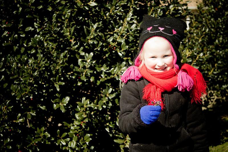 Chloe at Dublin Park - February 2012