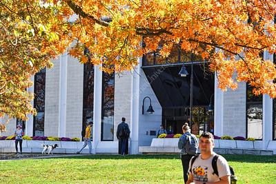 36148 Fall Campus Scenes October 2019