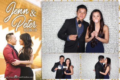 Jenn & Peter Wedding - March 9, 2019