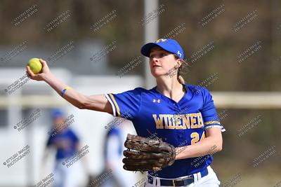 Widener Softball 2019