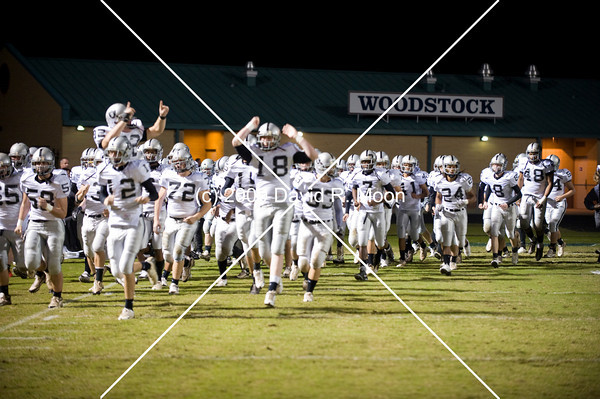 Nov 6, 2009 - East Paulding vs Woodstock