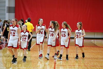 Girls Freshman Basketball - 1/20/2017 Tri County