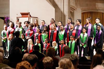 Detroit Children's Choir Christmas Festival - Detroit Children's Choir