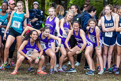 XC 2018-10-06 at Kehoe Invite