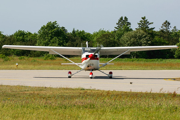 OY-PMT - Cessna R172K Hawk XP