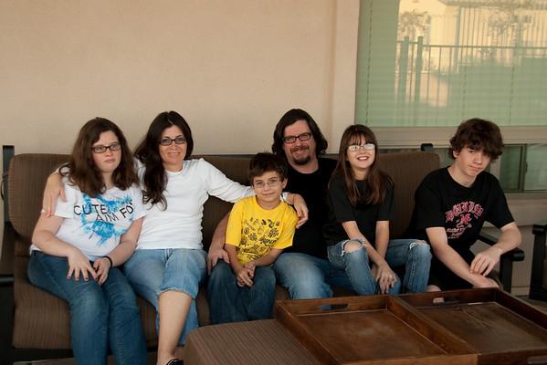 My Phoenix Family