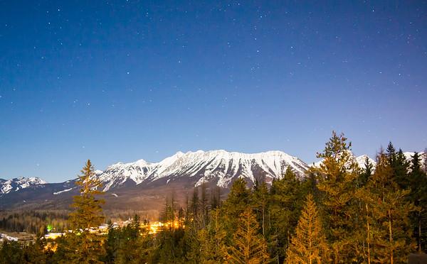 Mount Fernie, British Columbia