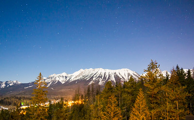 Mount Fernie, British Columbia