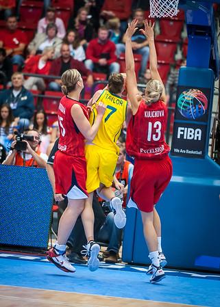 Czech Rep v Australia