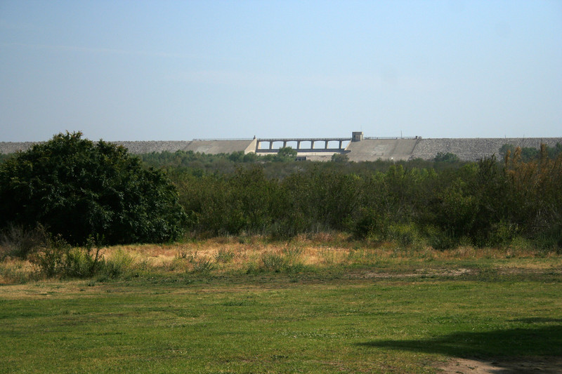 Hansen Dam.