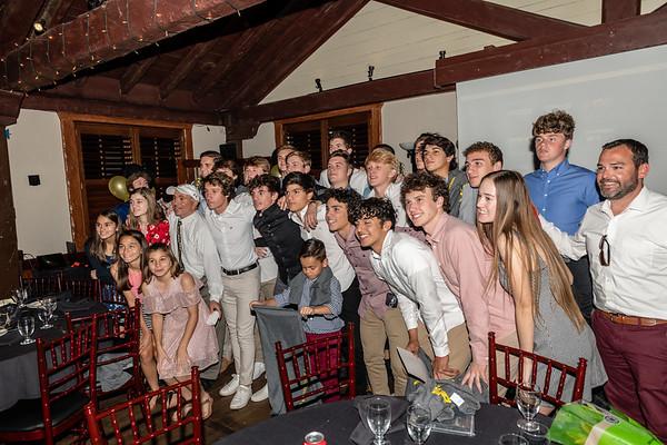 2020 Boys Soccer Banquet