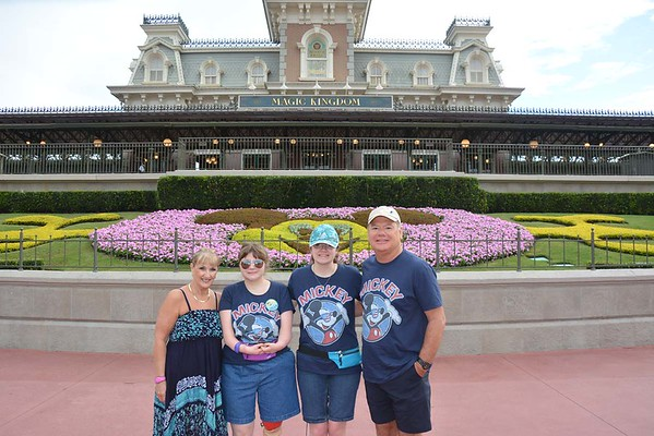 2018 may 16 Magic Kingdom