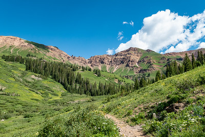 July and August 2020 Colorado Hiking