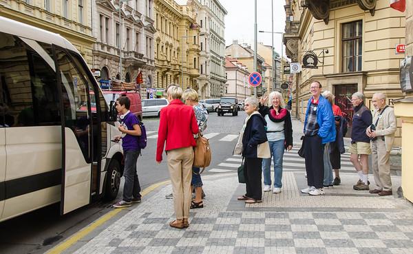 Prague 2013 - Activities and Views