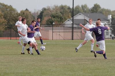 Taylor Vs. Asbury Men's Soccer