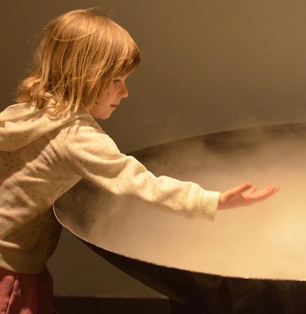 Life & Science Museum Visit with Ella