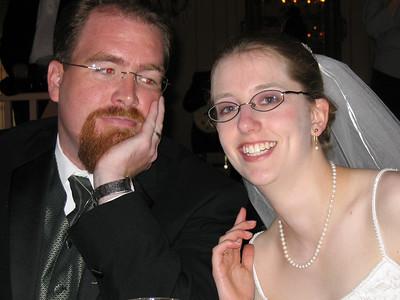 Carly & John - Reception