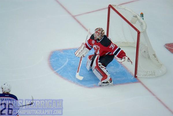 Oilers @ Devils 2.9.16