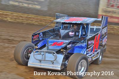 New Egypt Speedway 9-10-16