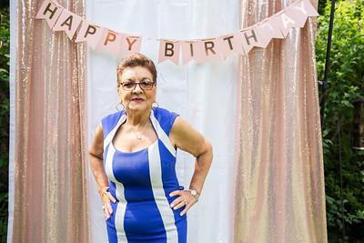 Elizabeth's 70th Birthday