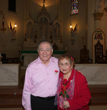 2015 25th & 50th Anniversary Mass